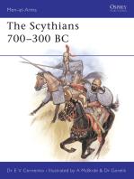 The Scythians 700–300 BC
