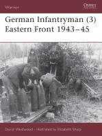 German Infantryman (3) Eastern Front 1943–45