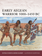 Early Aegean Warrior 5000–1450 BC