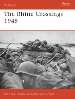 The Rhine Crossings 1945