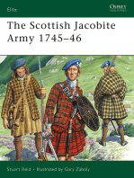 The Scottish Jacobite Army 1745–46