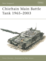 Chieftain Main Battle Tank 1965–2003