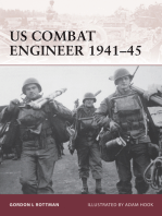 US Combat Engineer 1941–45