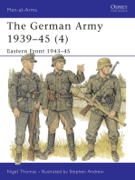The German Army 1939–45 (4)