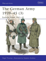 The German Army 1939–45 (3)