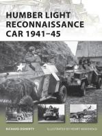 Humber Light Reconnaissance Car 1941–45