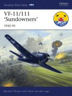 VF-11/111 'Sundowners' 1942–95