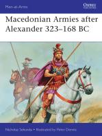 Macedonian Armies after Alexander 323–168 BC