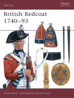 British Redcoat 1740–93