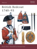 British Redcoat 1740–93