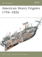 American Heavy Frigates 1794–1826