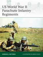 US World War II Parachute Infantry Regiments