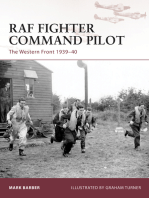 RAF Fighter Command Pilot
