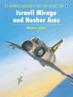 Israeli Mirage III and Nesher Aces