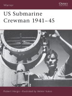 US Submarine Crewman 1941–45