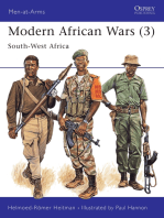 Modern African Wars (3)