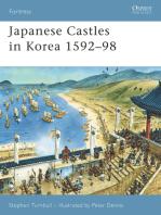 Japanese Castles in Korea 1592–98