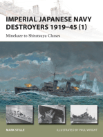 Imperial Japanese Navy Destroyers 1919–45 (1)