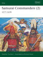 Samurai Commanders (2)