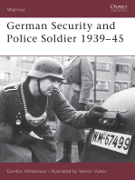 German Security and Police Soldier 1939–45