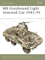M8 Greyhound Light Armored Car 1941–91