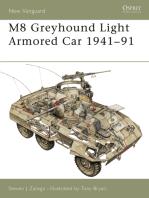 M8 Greyhound Light Armored Car 1941–91
