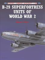B-29 Superfortress Units of World War 2