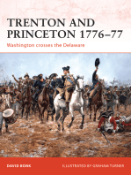 Trenton and Princeton 1776–77
