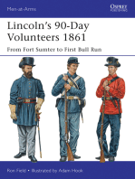 Lincoln's 90-Day Volunteers 1861