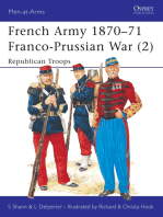 French Army 1870–71 Franco-Prussian War (2)