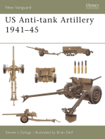 US Anti-tank Artillery 1941–45