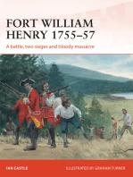 Fort William Henry 1755–57