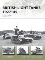 British Light Tanks 1927–45