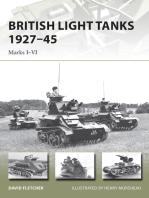 British Light Tanks 1927–45