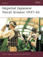 Imperial Japanese Naval Aviator 1937–45