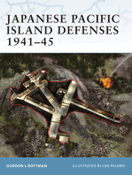 Japanese Pacific Island Defenses 1941–45