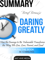 Brené Brown's Daring Greatly