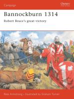 Bannockburn 1314