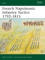 French Napoleonic Infantry Tactics 1792–1815
