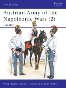 Austrian Army of the Napoleonic Wars (2): Cavalry