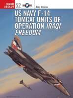 US Navy F-14 Tomcat Units of Operation Iraqi Freedom