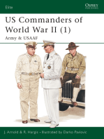 US Commanders of World War II (1)