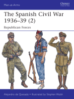The Spanish Civil War 1936–39 (2)