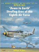 'Down to Earth' Strafing Aces of the Eighth Air Force