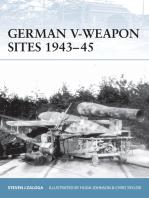 German V-Weapon Sites 1943–45