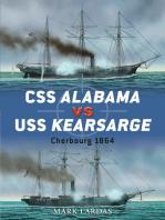 CSS Alabama vs USS Kearsarge