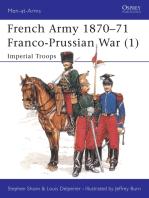 French Army 1870–71 Franco-Prussian War (1)