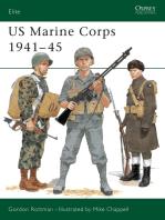 US Marine Corps 1941–45