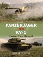 Panzerjäger vs KV-1