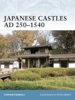 Japanese Castles AD 250–1540